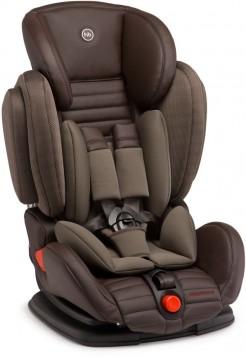 Автокресло детское Happy Baby Mustang (коричневый) 9-36 кг