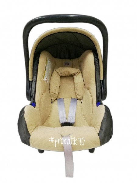 Автолюлька Romer Baby-Safe plus Highline (LEONIE)