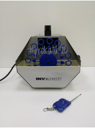 Генератор мыльных пузырей Involight BM100W