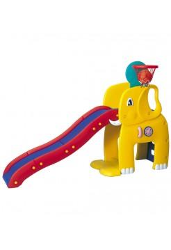 Горка детская Haenim Toy Слон