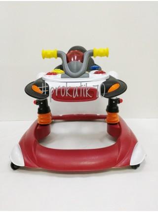 Ходунки Scooter red Jetem