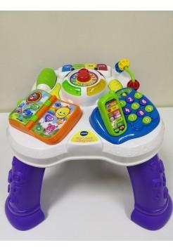 Столик развивающий Vtech Baby Play & Learn