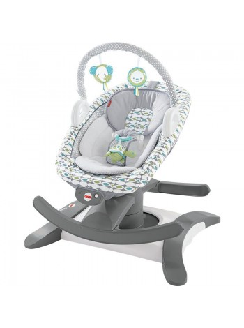 Качели электронные Fisher price rock'n glide soother