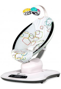 Кресло-качалка 4moms МамаРу 4.0 Мультиплюш