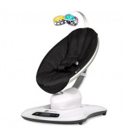 Кресло-качалка 4moms mamaRoo 4.0 Black