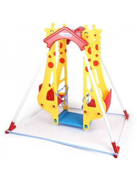 Качели механические Haenim Toy Жирафы