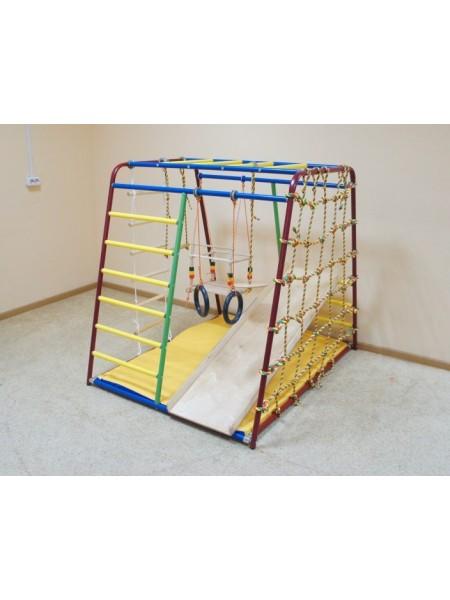 Детский спортивный комплекс Веселый малыш