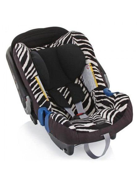 Автолюлька Romer Baby-Safe plus SHR II (SMART ZEBRA)